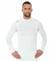 Brubeck Cooler bluza z długim rękawem termoaktywna chłodząca biała Nowość 2016