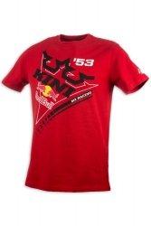 KINI RED BULL Ribbon T-Shirt koszulka czerwona