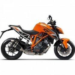 Model motocykla KTM 1290 Superduke R Skala 1:12