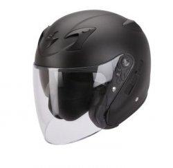 Scorpion kask motocyklowy  EXO-220 BLACK MAT