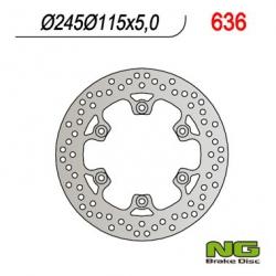 Tarcza hamulcowa tylna Ducati 996 SR3/ ST4/ S 01-06