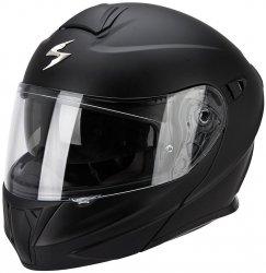 Scorpion EXO-920 Kask Motocyklowy szczękowy czarny mat