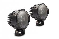 ZESTAW LAMP PRZECIWMGŁOWYCH EVO HONDA CB 500 X (13-) BLACK SW-MOTECH
