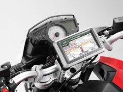 MOCOWANIE GPS Z AMORTYZACJĄ DRGAŃ BLACK BMW F800GT SW-MOTECH