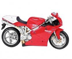 Model motocykla Ducati 998S  Skala 1:12