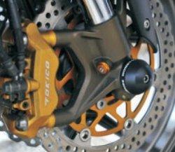 Crash pady przedniego zawieszenia Yamaha Fazer 1000