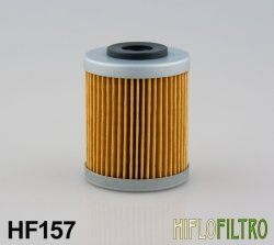 HIFLO KTM EXC/MXC/SX 525 03-07 filtr oleju (krótki)