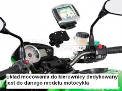 MOCOWANIE GPS Z AMORTYZACJĄ DRGAŃ KAWASAKI VERSYS 650 (07-14) SW-MOTECH