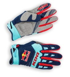 Dziecięce rękawice MX offroad Kini Red Bull Competition
