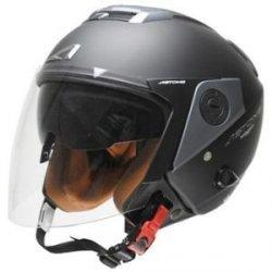Astone RS kask motocyklowy czarny mat