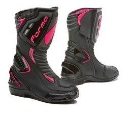 Forma Freccia Dry buty motocyklowe black/fushia damskie