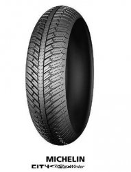 Michelin 140/60-14 64S TL M/C CITY GRIP WINTER opona tył do skutera