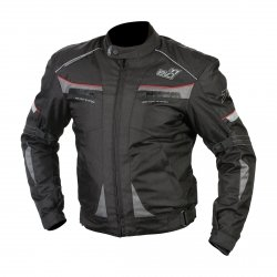 EVO77 VIPER kurtka motocyklowa tekstylna krótka z membraną