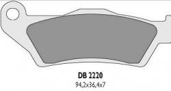 Delta Braking YAMAHA 600 TT-E (4LW3/4LW4/4GV4/4GV5) (94-01) klocki hamulcowe przód