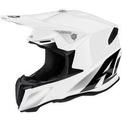 Airoh Twist biały połysk kask motocyklowy cross enduro