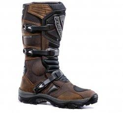 Forma Adventure buty quad enduro brązowe