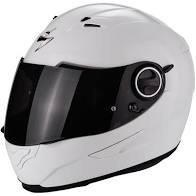 SCORPION EXO-490 kask motocyklowy biały