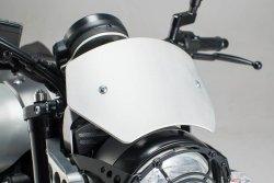 SZYBA MOTOCYKLOWA YAMAHA XSR 900 (16-) SILVER SW-MOTECH
