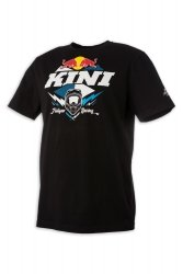 KINI RED BULL Armor T-Shirt koszulka czarna