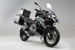 ZESTAW ADVENTURE PAKIET ZABEZPIECZAJĄCY MOTOCYKL BMW R1200GS LC (13-16) SILVER SW-MOTECH