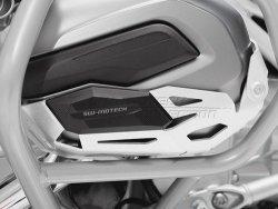OSŁONA CYLINDRA BMW R 1200 GS (13-) SILVER SW-MOTECH