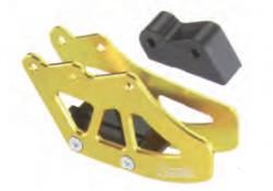Accel prowadnica łańcucha - Kawasaki KX 125/250 (97-06) - zielony, złoty