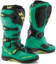 TCX BUTY CROSSOWE COMP EVO MICHELIN SCUBA BLUE/LIME
