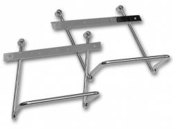 Stelaże pod sakwy z podporą HONDA Shadow VT750 C2