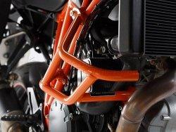 CRASHBAR/GMOL KTM 1290 SUPER DUKE R (14-) ORANGE SW-MOTECH