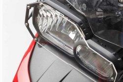 OSŁONA REFLEKTORA BMW F 700 GS / F 800 GS (12-) BLACK SW-MOTECH
