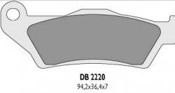 Delta Braking Husqvarna TC 250 (02-10) klocki hamulcowe przód
