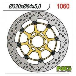 Tarcza hamulcowa przednia Aprilia NA 850 MANA GT 07-09