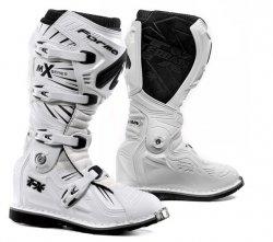 Forma Terrain TX buty motocross (zawias) białe