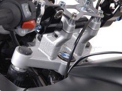 ZESTAW PODWYŻSZAJĄCY KIEROWNICĘ BMW R 1200 GS/ADV (08-) PODWYŻSZENIE 30MM SW-MOTECH
