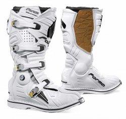 Forma Dominator TX buty enduro cross białe
