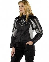 Racer Cool Down kurtka damska krótka letnia z siateczką mesh r. L Wyprzedaż!!!