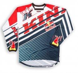 Dziecięca Koszulka MX offroad Kini Red Bull Vintage 2016