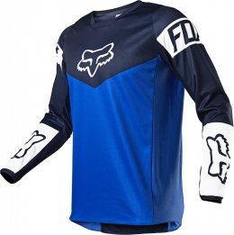 BLUZA FOX 180 REVN BLUE S