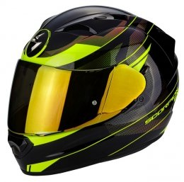 Scorpion Exo-1200 AIR FULMEN kask motocyklowy czarny-fluo