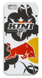 Pokrowiec/Etui na iPhone 5/5S KINI RED BULL