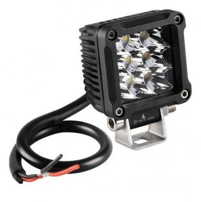 WL-18 dodatkowe światło, 9 LED - 9/32V, białe