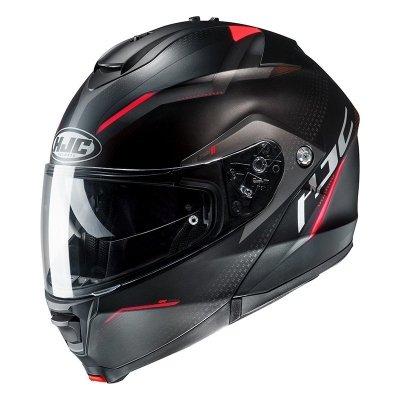 HJC IS-MAX II Kask Motocyklowy DOVA BLACK/RED