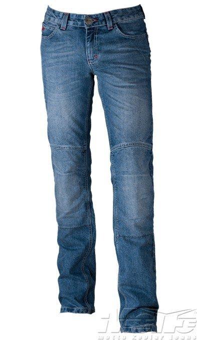 Mottowear Cora CT jeansy spodnie motocyklowe damskie r. S Wyprzedaż !!!