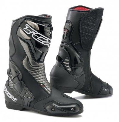 TCX S-Speed buty motocyklowe sportowe czarne