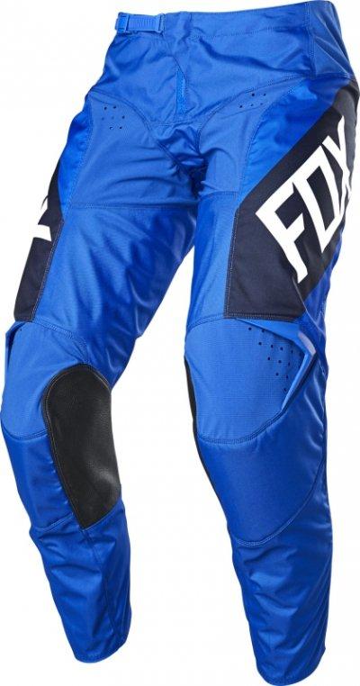 SPODNIE FOX 180 REVN BLUE 38