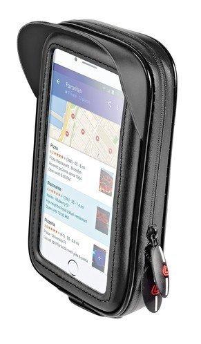 Opti uniwersalne etui na smartfona z daszkiem (90x160mm)