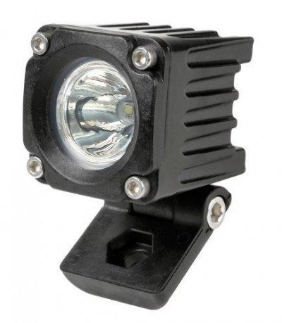 WL-19, dodatkowe światło, 1 dioda LED - 9/32V, wiązka ostrości, biała