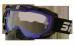 Gogle Shiro MX-902 gogle motocyklowe enduro niebieskie