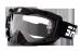 Gogle Shiro MX-902 gogle motocyklowe enduro czarne