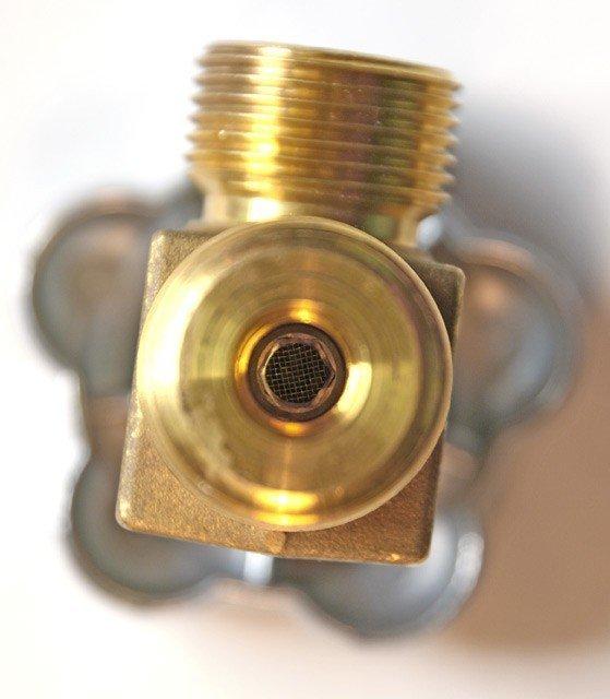 Zawór Tlen 25E (duży czop) G3/4 230 bar PERGOLA najwyższa jakość